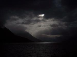 Dance between light and dark