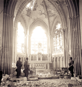 Bombed_Out_Church_in_Carpiquet,_near_Caen,_July_12,_1944